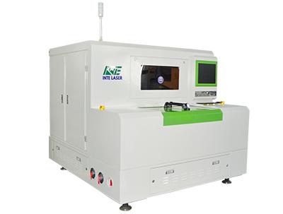 Glass laser drilling equipment