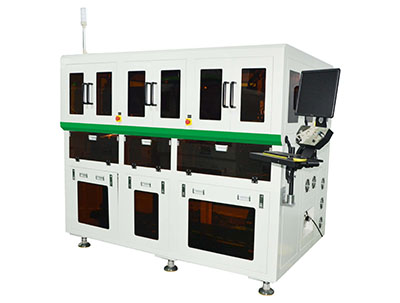 Automatic laser marking equipment